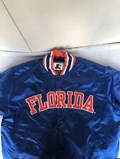 University of Florida Blue Varsity Jacket (Large)