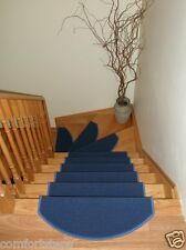 Set of 13 Beautiful Carpet Stair Mat  Stair Rugs Treads made in Europe