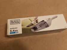 New BLACK+DECKER 5.4Wh Lithium-ion Dustbuster Hand-held Bagless Vacuum