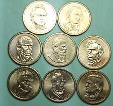8 - Presidential Dollars