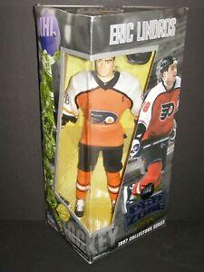 1997 PLAYMATES NHL PRO ZONE ERIC LINDROS COLLECTORS SERIES PPHILADELPHIA FLYERS