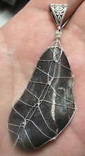 SS Infinite Healers Healing Stone Crystal Pendant #9 SOUTH AFRICAN SERPENTINE