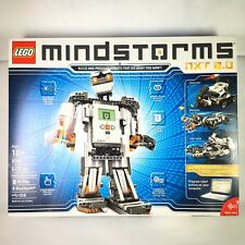 Lego Mindstorms 8547 NXT 2.0 Robotics 619 Piece Kit Brand New Sealed