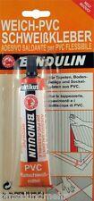 (100g/29,05€) Bindulin WEICH-PVC Schweißkleber 43 g Tube - Kaltschweißmittel