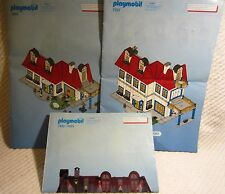 * playmobil * recettes à set 3965/7337/7422/7423 maison familiale *