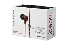 Genuine Monster Beats By Dr Dre iBeats In-Ear Earphones/Headphones Black Retail