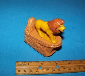 Disneyland 40th Anniversary  McDonald's Toy  Vintage  Lion King Viewer