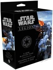 Star Wars Legion E-Web Blaster Team Extension (German / Italian) Imperium