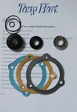 Triumph Stag TR7 Dolomite water pump rebuild kit 6 and 12 blade