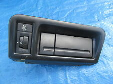 DIAGNOSTIC PORT COVER PANEL LIGHT SWITCH from PEUGEOT 406 RAPIER HDI 110 2002