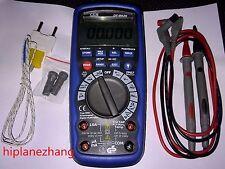 Hi-accuracy DCV 0.06% & Hi-Resolution 0.01 True RMS Digital Multimeter IP67 9929