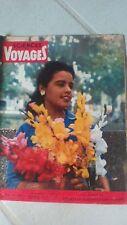 Sciences et Voyages- la revue du reportage documentaire illustrée-N°146-nov 1958