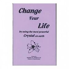 CHANGE YOUR LIFE BOOKLET - ROBERT.W.WOOD