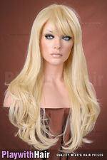 Tousled Long Heat Friendly Wig - COLOUR CHOICES!