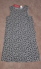 NWT GYMBOREE Tres Fabulous Animal Print Jumper Dress~9