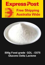500g of Glucono delta-Lactone GDL - Make your own Tofu like a Pro!