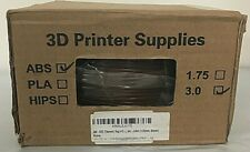 NEW 3D Printer Filament Supplies ABS Material Net weight 1KG 3.0mm - Brown