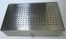 3m Orthopedics Sterilization System Container Case With Instrument Tray