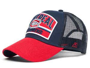 "Montreal Canadiens ""Showcase"" NHL Trucker cap hat"