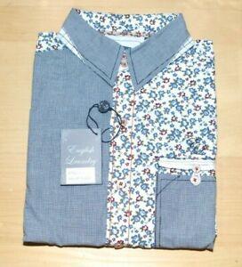 English Laundry BLAQUE LABEL Mens Dress Shirt Collared French Black XXXL 1311