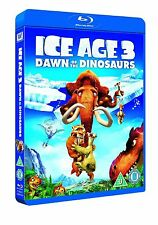 Ice Age 3 - Dawn of The Dinosaurs 5039036042291 With John Leguizamo Region B
