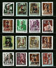 1946. Buchstaben II.+III. MH. Ungarn.Hungary.Hongrie.Hungria. 21€