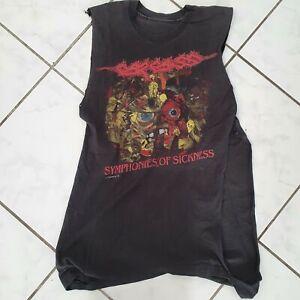 Carcass Symphonies Of Sickness Shirt Größe M death metal grindcore
