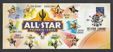 2009 NBA All Star Game, 10 player cachet, LeBron James, Yao Ming, Kobe Bryant