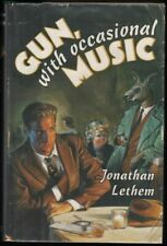 Jonathan Lethem / Gun with Occasional Music Signed 1st Edition 1994