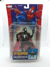 Spider-Man Black Costume With Missile Launching Glider Marvel Legends A43