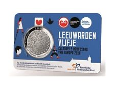 "Nederland Coincard 2018 ""Leeuwarden"", BU (5)"
