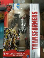 Transformers Autobot Hot Rod