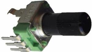 Taiwan Alpha RV09AF 9mm Pot Linear/Log Potentiometer 11mm Plastic Shaft Audio