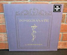 ASTRONAUTALIS - Pomegranate, Limited 180G CLEAR VINYL LP Gatefold New & Sealed!