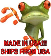 Peep Frog Funny Car Stickers Truck Window Vinyl Decal Graphics Sticker. 3D. USA