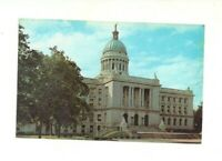 BERGEN COUNTY COURTHOUSE, HACKENSACK, NEW JERSEY CHROME POSTCARD