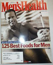 Men's Health Magazine 125 Best Foods For Men June 2003 WITH ML 032415R