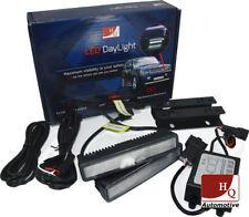 High Quality DRL Daytime Running Lights 4-LED CREE 12/24V HQ-V33 C