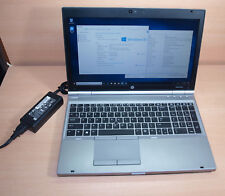 "HP Elitebook 8570p 15.6"" Notebook i7-3520M 2.9GHz 8GB 500GB ATI 7570m Windows 10"