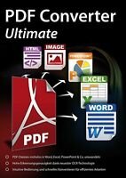 PDF Converter Ultimate - PDFs umwandeln und bearbeiten in Word,Excel,PowerPoint
