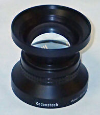 RODENSTOCK APO-GRAPHIGON 1:11 f=240mm ENLARGING LENS WITH CAP GOOD CONDITION!!