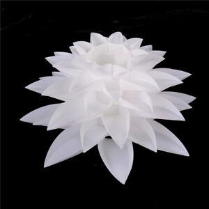 Modern Lotus Ceiling Pendant Light Lamp Shade Chandelier Suspension Light Fx