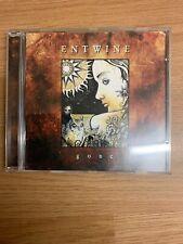ENTWINE Gone CD (2001) Shamrain Finnish Metal HIM gothic Awesome