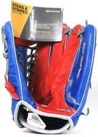1 Easton Stars & Stripes Baseball Series Hog Hide Pigskin Leather Z Flex R Glove