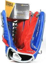 1 Easton Stars & Stripes Baseball Series Hog Hide Pigskin Leather Z Flex R Glove