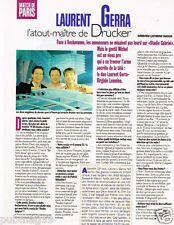 Coupure de Presse Clipping 1995 (1 page) Laurent Gerra