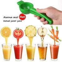 Orange Squeezer Manual Hand Held Lime Lemon Citrus Juice Tool Fruit Press L9G9