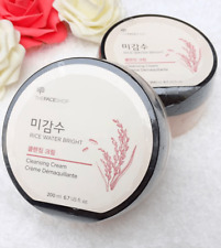 The Face Shop Rice Water Bright Cleansing Cream