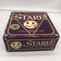STARE can you get it board game Rare 1st Edition Vintage Observation Memory