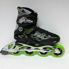 Fila litio LX Black/Green ocio fitness patines skates talla 40,5